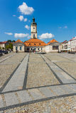 Town Hall in Bialystok Royalty Free Stock Photos