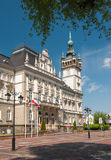 Town Hall in Bielsko-Biala, Poland Stock Images