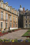 Town Hall in Boulogne-sur-Mer. France Royalty Free Stock Photo