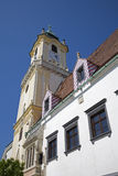 town-hall in Bratislava Stock Photography