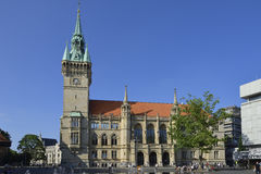 Town hall in Braunschweig Stock Photography