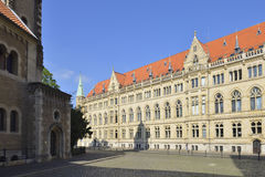 Town hall in Braunschweig Royalty Free Stock Image
