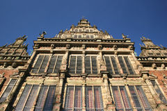 Town hall of Bremen Stock Photos