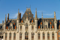 Town Hall, Bruges Royalty Free Stock Photos