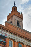Town hall Building. Foligno. Umbria. Italy. Stock Photography