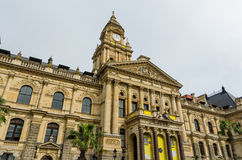 Town Hall of Cape Town – South Africa Royalty Free Stock Photo