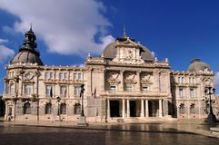 Town Hall, Cartagena, Spain Royalty Free Stock Photography