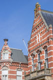 Town hall in the center of Winschoten. Netherlands Royalty Free Stock Photography