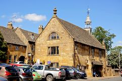 Town Hall, Chipping Campden. Stock Images