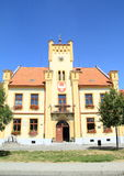 Town hall of city Svihov Royalty Free Stock Image