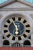 Town Hall clock Stock Image