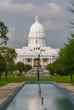 The Town Hall of Colombo Stock Photo