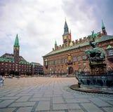 Town Hall, Copenhagen Stock Images