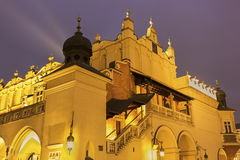 Town Hall in Cracow in Poland Royalty Free Stock Images