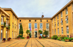 Town hall of Dax - France Stock Photos