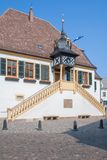 Town Hall,Deidesheim,Rhineland-Palatinate,Germany Stock Image