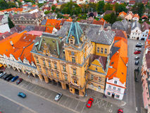 Town hall of Domazlice Royalty Free Stock Photo