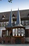Town Hall of Einbeck Stock Photos
