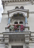 Town hall facade in Graz, Austria stock photo