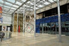Town hall gallery Essen -  interier Stock Photo