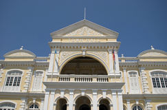 Town hall, Georgetown, Penang, Malaysia Royalty Free Stock Photo