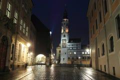 Town hall in Gorlitz Stock Photo