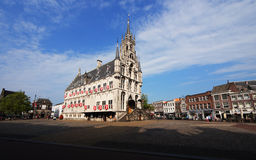 Town Hall in Gouda, The Netherlands Stock Photo