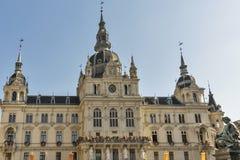 Town hall in Graz, Austria Royalty Free Stock Photos
