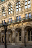 Town Hall, Hamburg Royalty Free Stock Photo