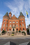 Town hall in Helsingborg Royalty Free Stock Photos