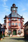 Town hall of heppenheim Royalty Free Stock Image