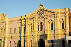 Town Hall - Kalgoorlie - Australia Stock Photography
