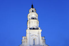 Town Hall, Kaunas Royalty Free Stock Images
