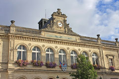 Town Hall, Laon Stock Photos