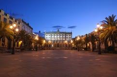 Town Hall in Las Palmas de Gran Canaria Royalty Free Stock Photography