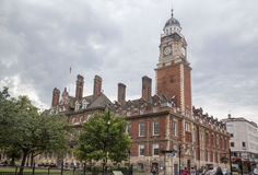 Town Hall Leicester England Royalty Free Stock Photo