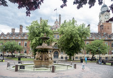 Town Hall Leicester England Royalty Free Stock Photography