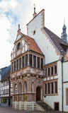 Town hall of Lemgo, Germany Stock Image