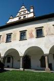 Town hall in Levoca, Slovakia Royalty Free Stock Photo