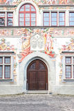 Town hall Lindau Germany Stock Photos