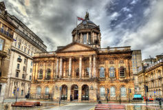 Town Hall of Liverpool Stock Photography