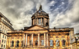 Town Hall of Liverpool - England Stock Images