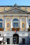 Town Hall Lugano Stock Images