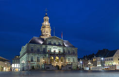 Town hall of Maastricht, Netherlands Royalty Free Stock Images