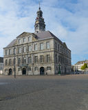 Town hall of Maastricht Royalty Free Stock Photos