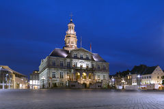 Town hall of Maastricht Stock Image
