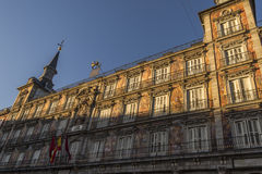 Town hall Madrid Royalty Free Stock Image