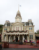 Town Hall in the Magic Kingdom. Stock Photo