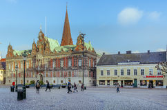 Town hall in Malmo, Sweden Stock Photography
