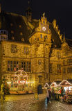 Town hall, Marburg Royalty Free Stock Images